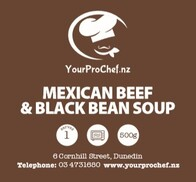 Mexican Beef & Black Bean