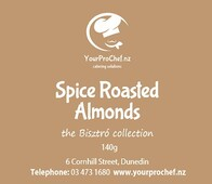 Spice Roasted Almonds