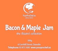 Bacon & Maple Jam