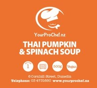 Thai Pumpkin & Spinach
