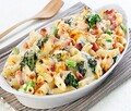 Creamy Chicken, Broccoli & Bacon Pasta Bake 1kg Tray