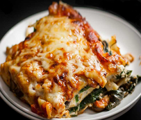 Vegetable Lasagna 1kg Tray