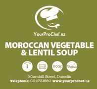 Moroccan Vegetable & Lentil